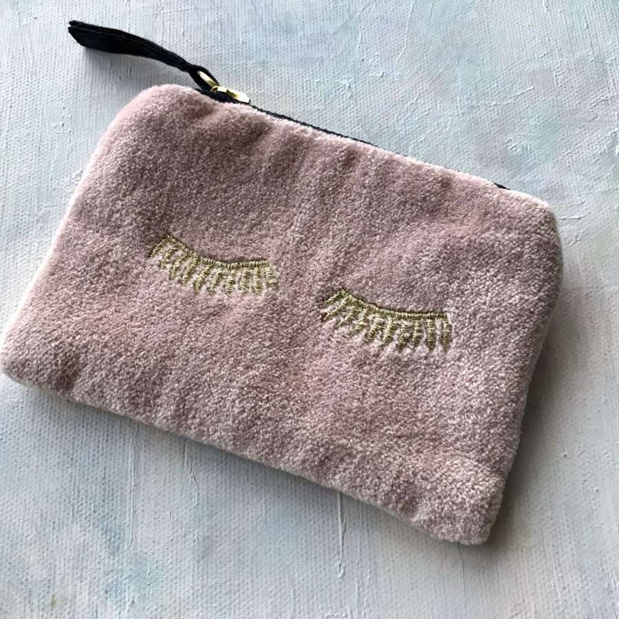 Velvet purses