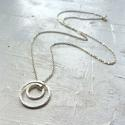 Solar rings necklace - picture 3