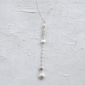 Downton necklace pearl - picture 2