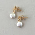 Nugget bud earrings - picture 2