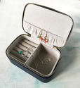 Jewellery case Navy - picture 2
