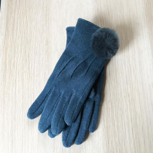 Gloves teal