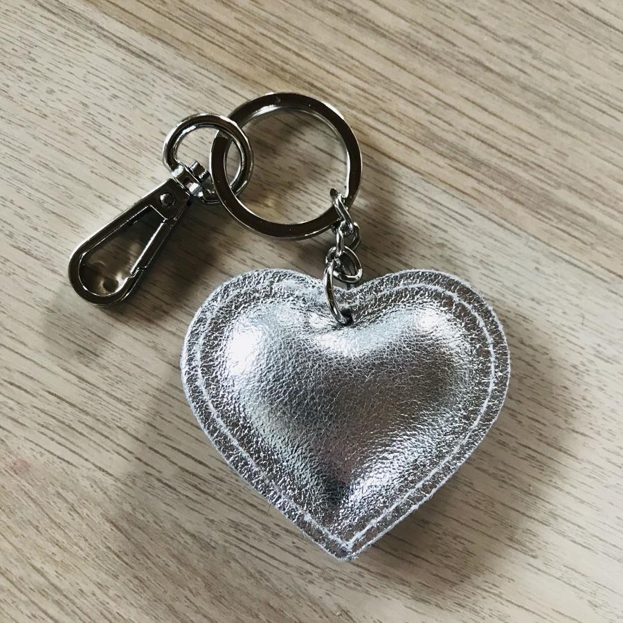 Keyring silver