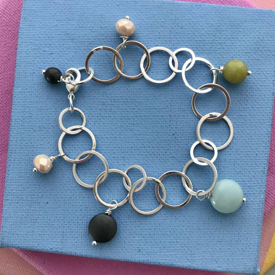 Valerie Charm bracelet