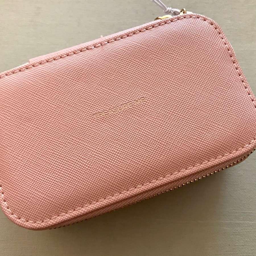 Jewellery box -pink