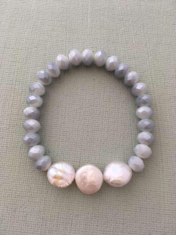 Annie bracelet - Melissa pearl