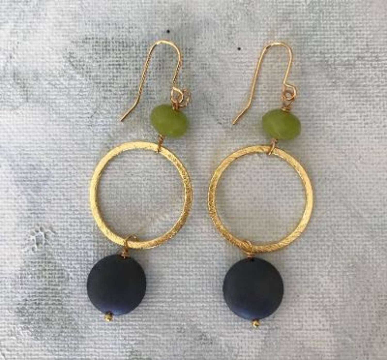 Lottie earrings Valerie