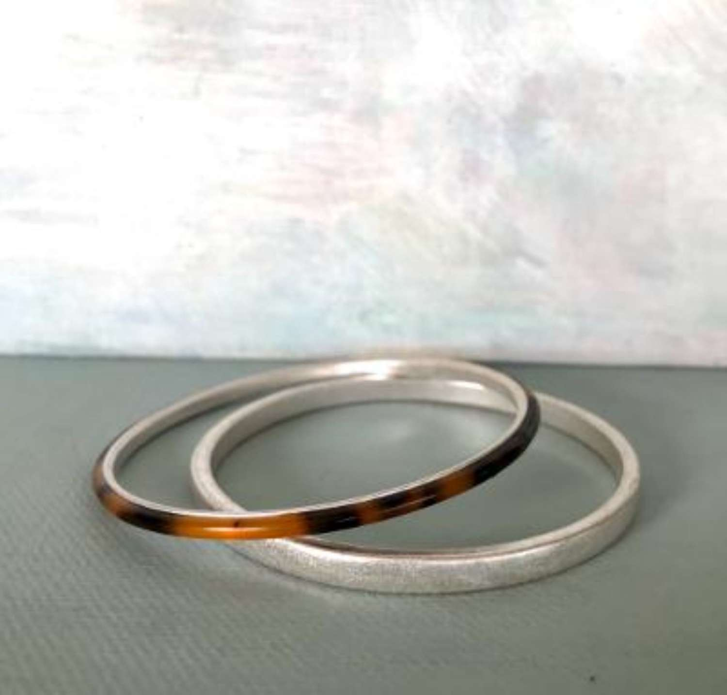 Duo bangle set