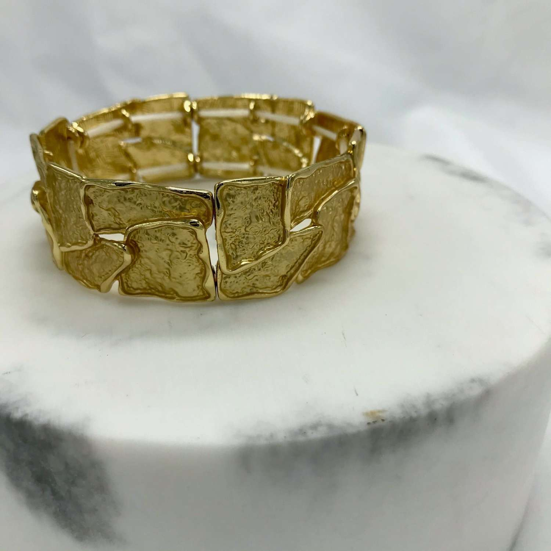 All squared bracelet